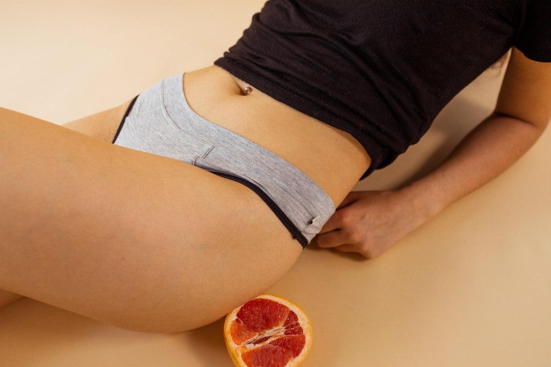 This underwear Kickstarter has your hoo-ha's health top of mind