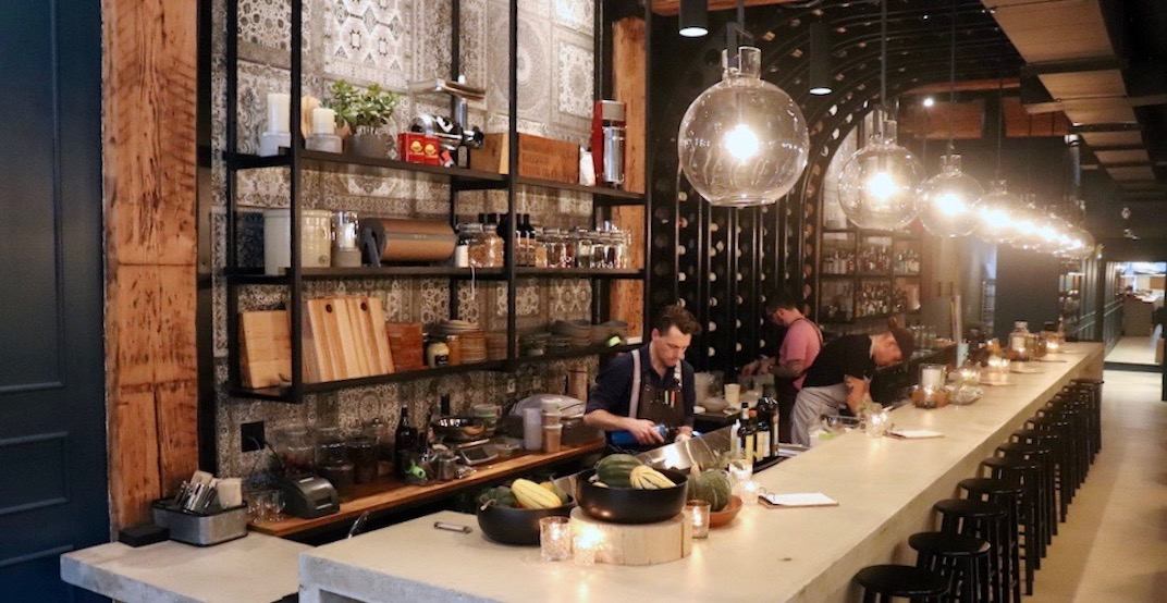 Sneak peek at Vancouver's new charcuterie bar before it opens (PHOTOS)