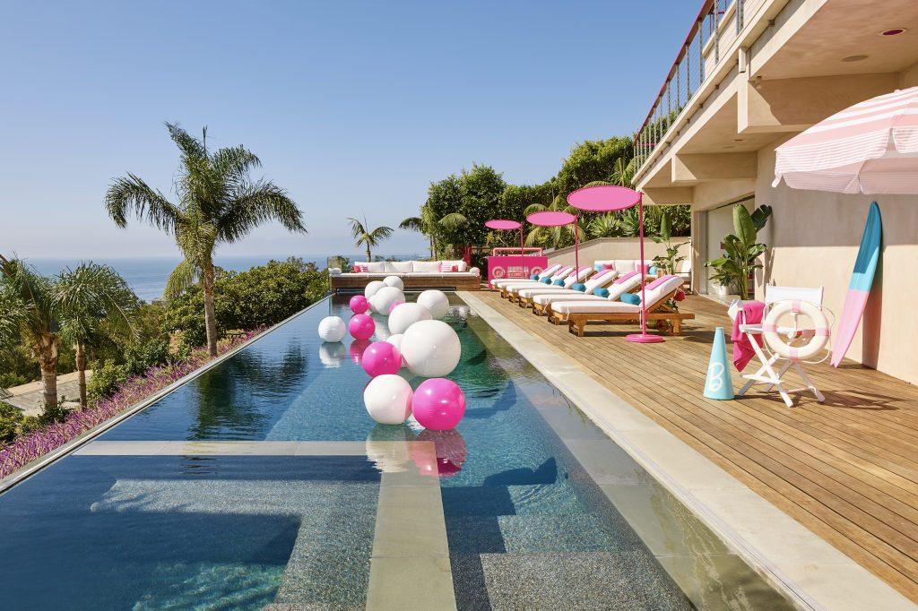 Barbie's Pool