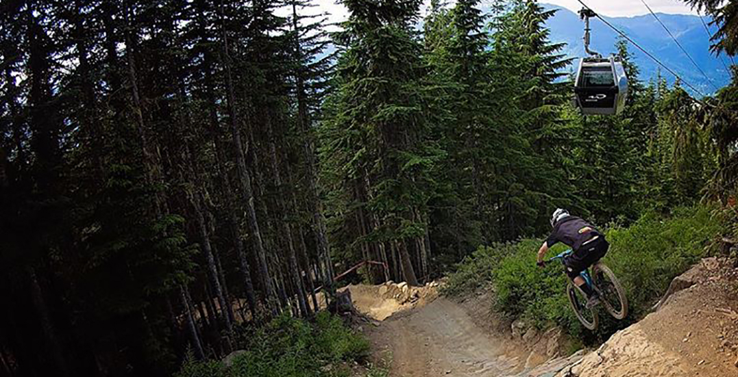 """35-year-old dies after """"serious incident"""" on Whistler Mountain Bike Park"""