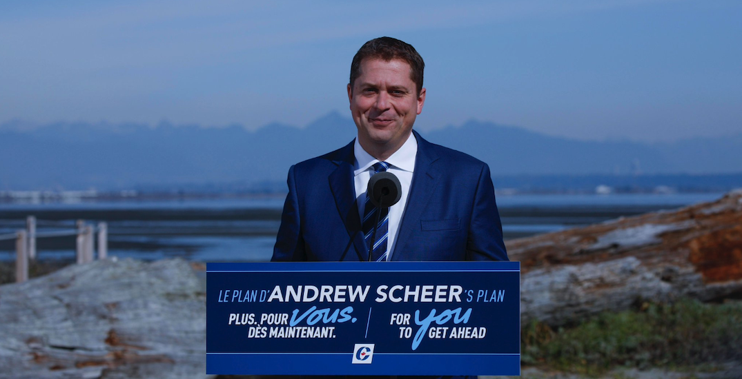 Scheer promising carbon tax will be history by January if he gets majority