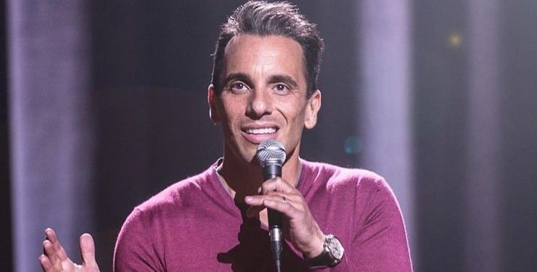 Comedian Sebastian Maniscalco will be performing in Montreal next month