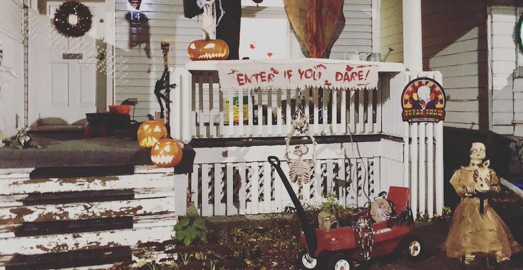 The best Toronto neighbourhoods to go trick-or-treating in this year