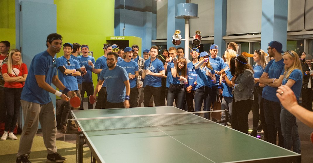 Vancouver's most epic ping pong tournament is back at Science World