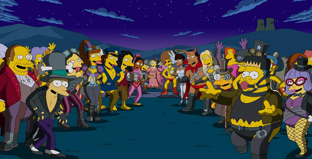 Vancouver pub hosting Simpsons Halloween Marathon next weekend