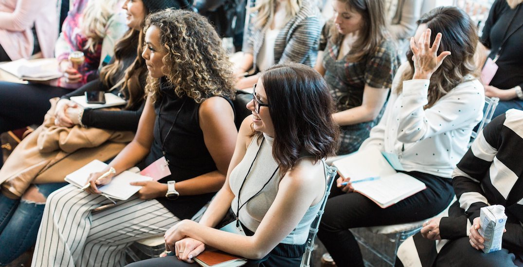 25+ female thought leaders speaking at retreat-like mentorship conference