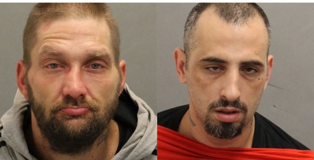 Police looking for 2 suspects allegedly involved in Scarborough hit-and-run