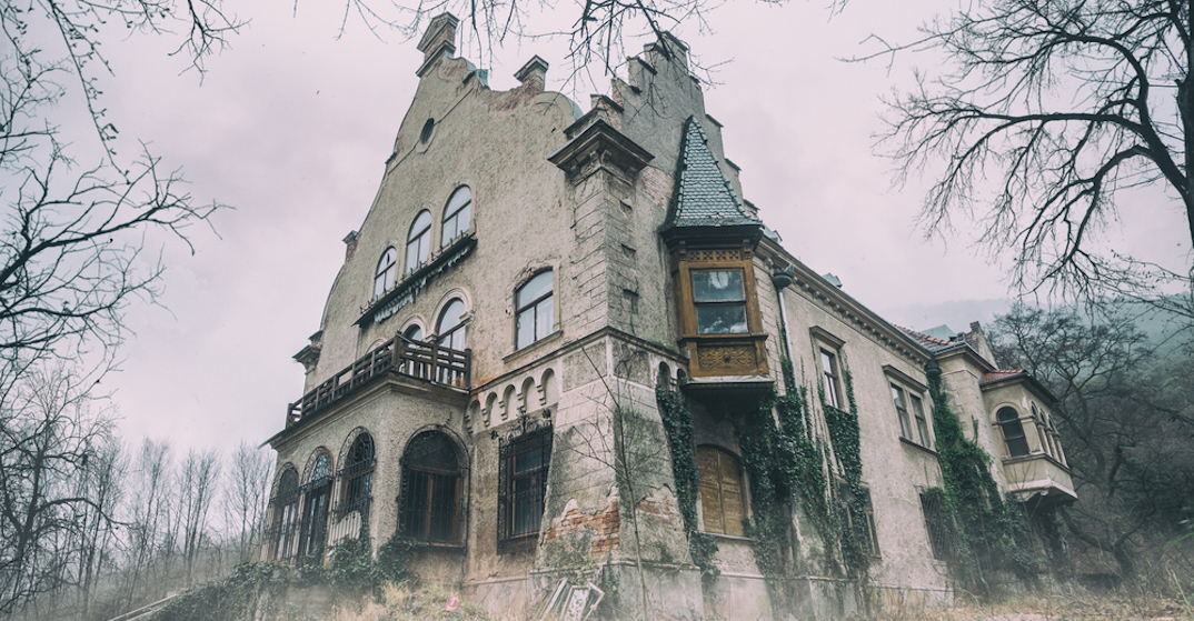 These are 11 haunted places in Quebec you have to check out this Halloween