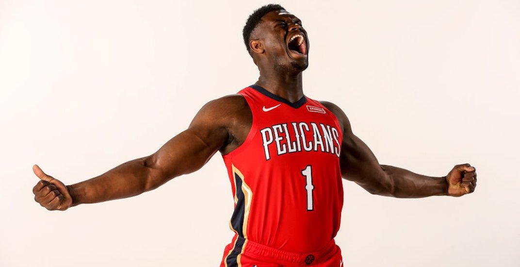 Zion Williamson won't make his NBA debut against Raptors after all