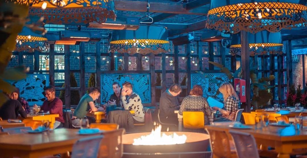 These are the heated patios to snuggle into this season in Toronto