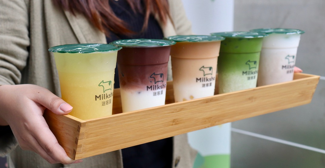 Milksha has opened a new location in Richmond