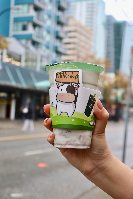 Milksha Vancouver