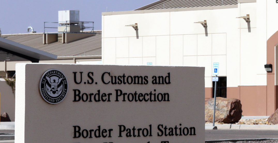 British family arrested after illegally crossing into US from Canada