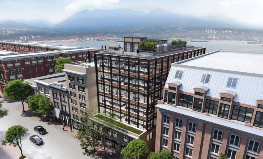 155 water street vancouver