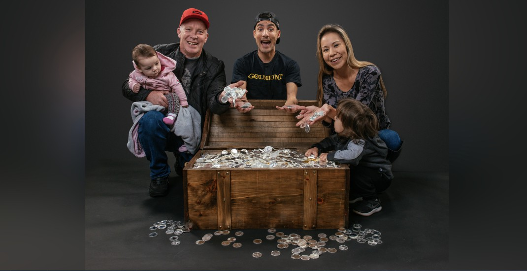 Someone has solved Vancouver's $100,000 treasure hunt