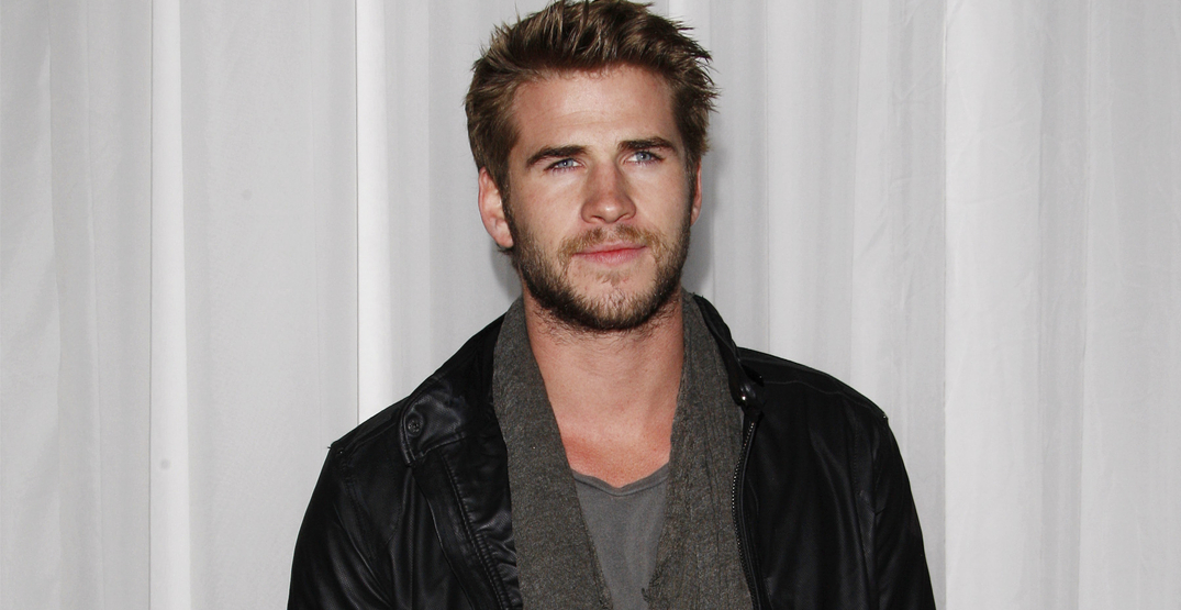 Liam Hemsworth shares his love for Toronto while filming in the city (PHOTO)