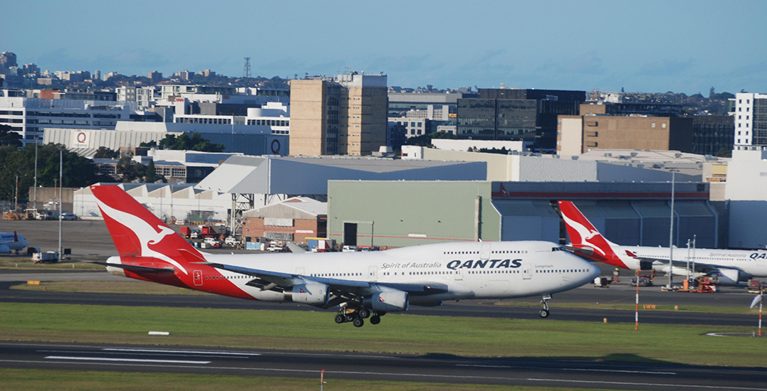 The world's longest non-stop commercial flight just landed in Australia