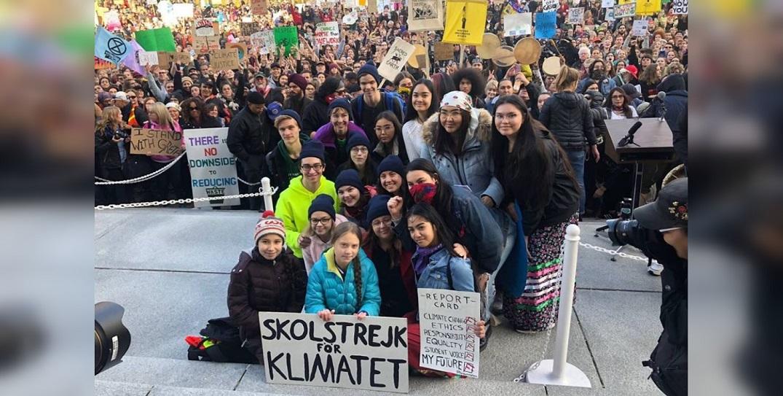 Thousands flocked to Edmonton climate strike (PHOTOS)