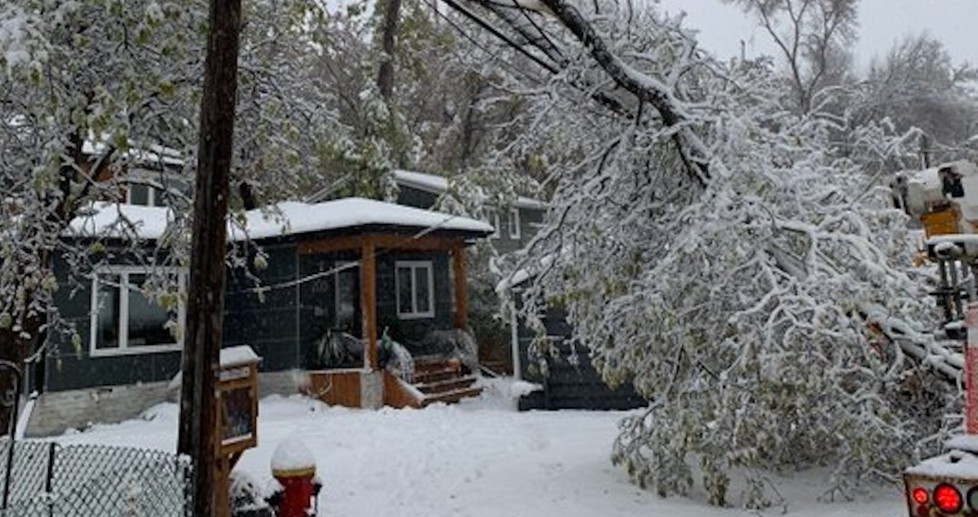 Toronto sending emergency assistance to help with storm damage cleanup in Winnipeg