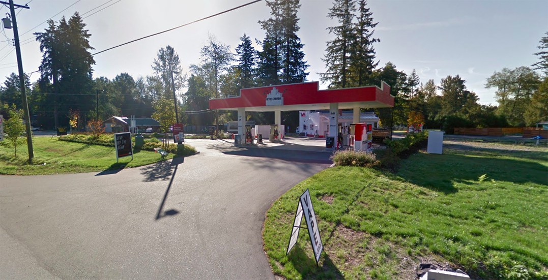One person dead after early morning gas station fire in Surrey: RCMP