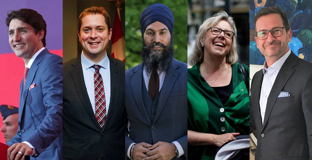 Canada Votes: Federal Election 2019 results live blog