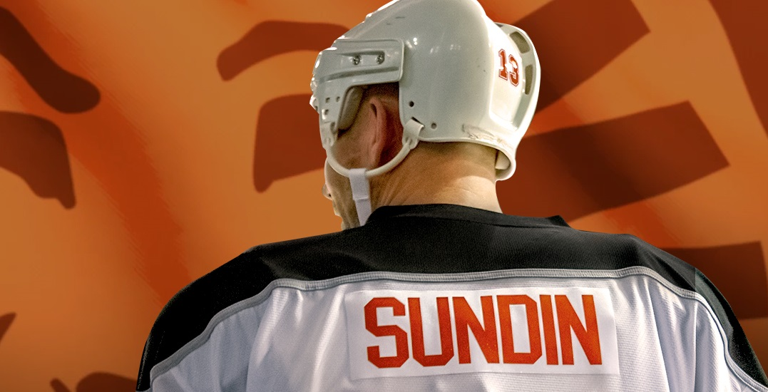 Win a VIP package to play hockey with Mats Sundin (CONTEST)