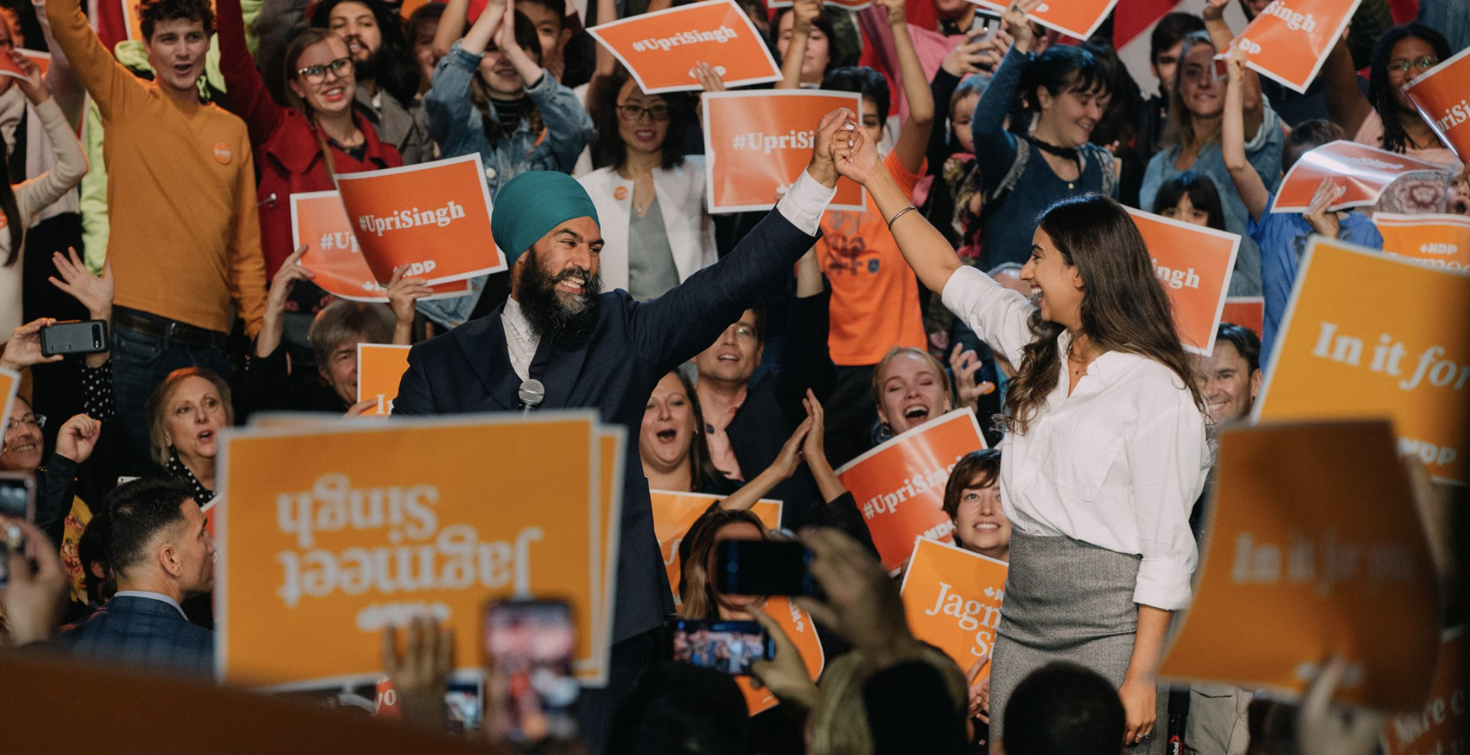 Jagmeet Singh wins seat in BC's Burnaby South riding