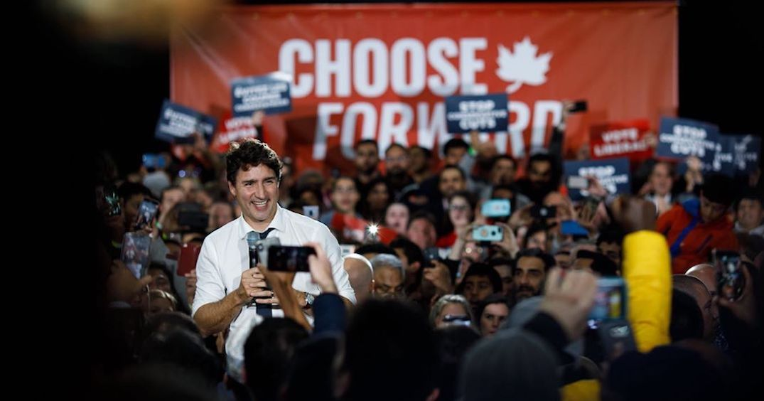 Canada Votes: Justin Trudeau's Liberals projected to win minority