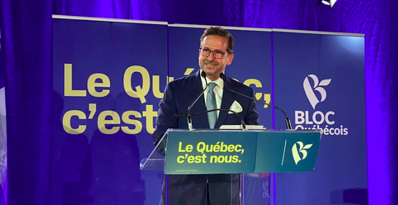 Bloc Québécois wins 32 seats in federal election