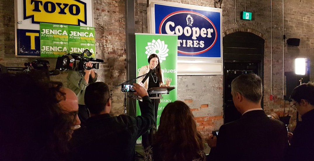Green Party wins historic seat in Atlantic Canada
