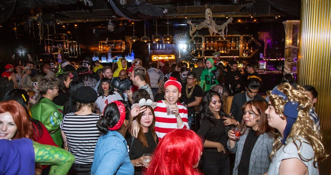 You can party for a good cause in Toronto this Halloween