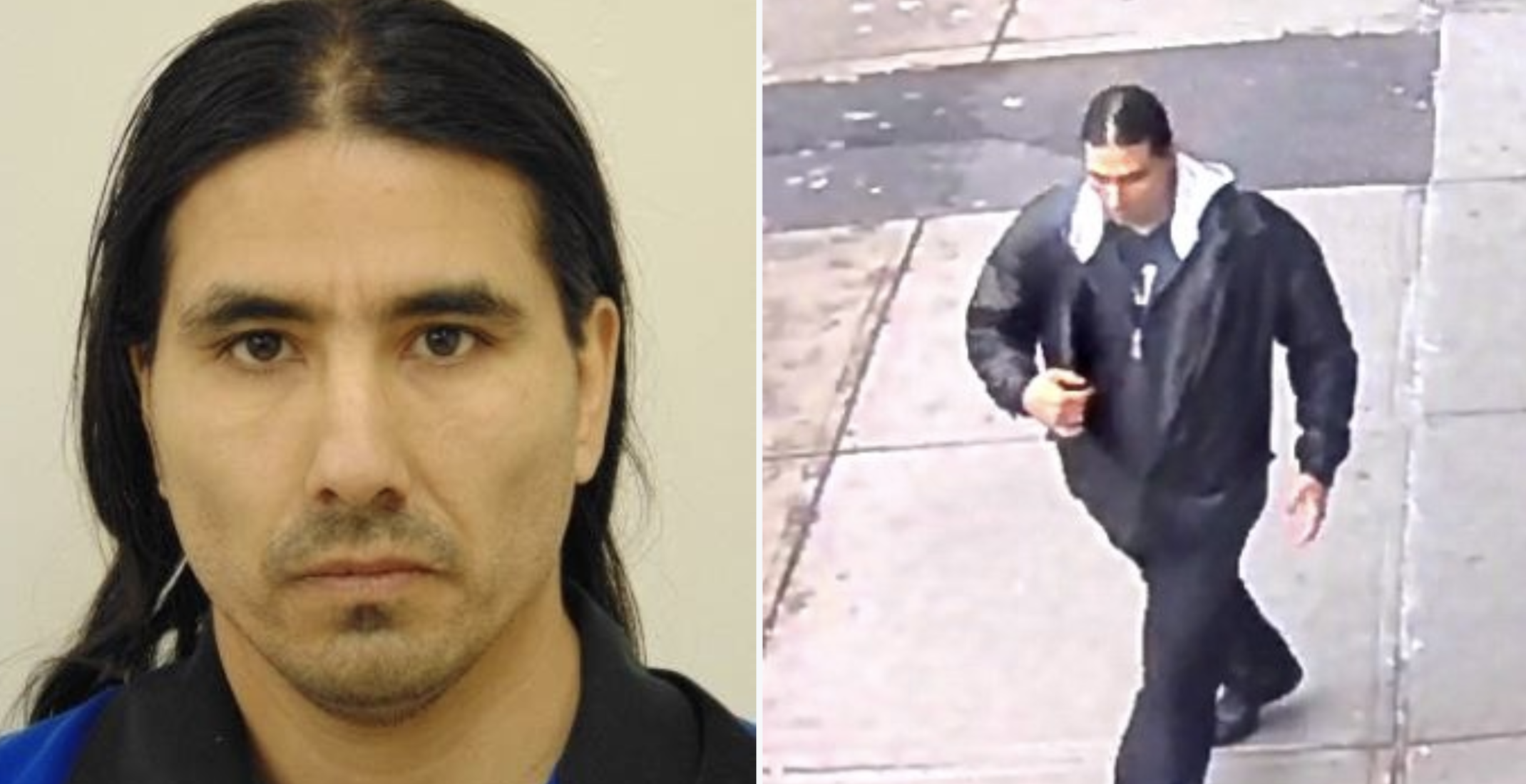Vancouver Police search for violent offender wanted Canada-wide