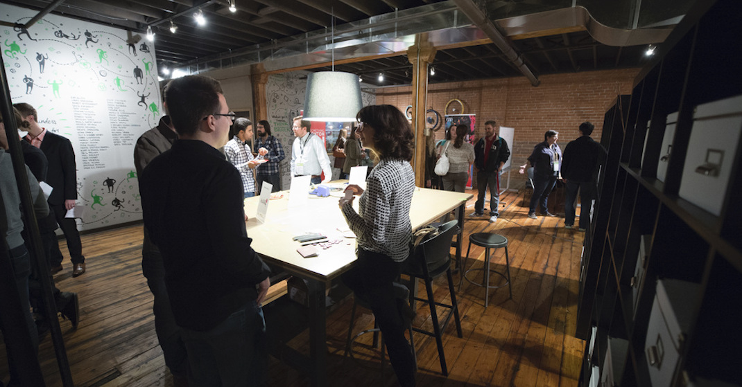 A week-long startup convention is currently underway in Edmonton