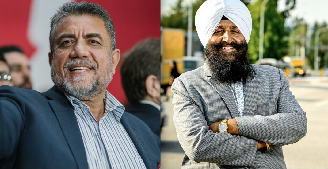 Here's what happened in all 5 Surrey ridings on election night