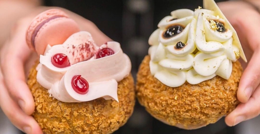 Much-loved Vancouver cream puff and chocolate maker to open cafe (PHOTOS)