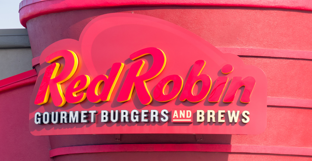 Red Robin to close all locations in Alberta by the end of the year