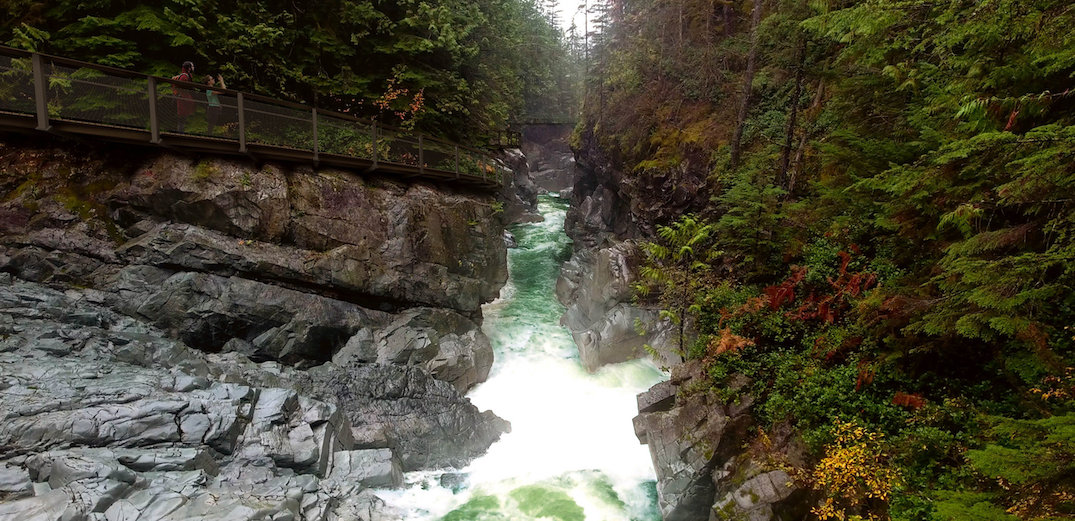Squamish Canyon