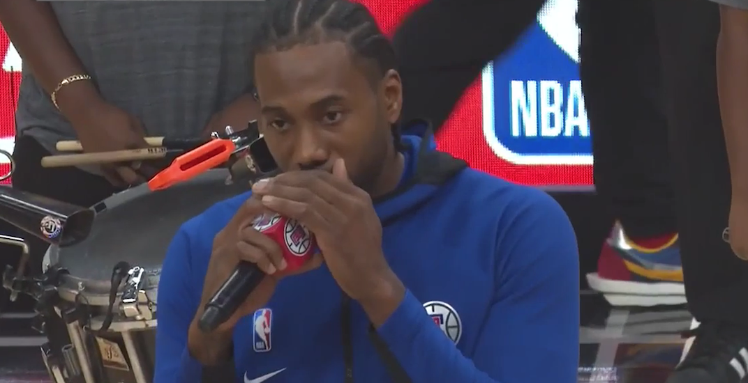 Kawhi Leonard booed mercilessly in first home game with LA Clippers (VIDEOS)