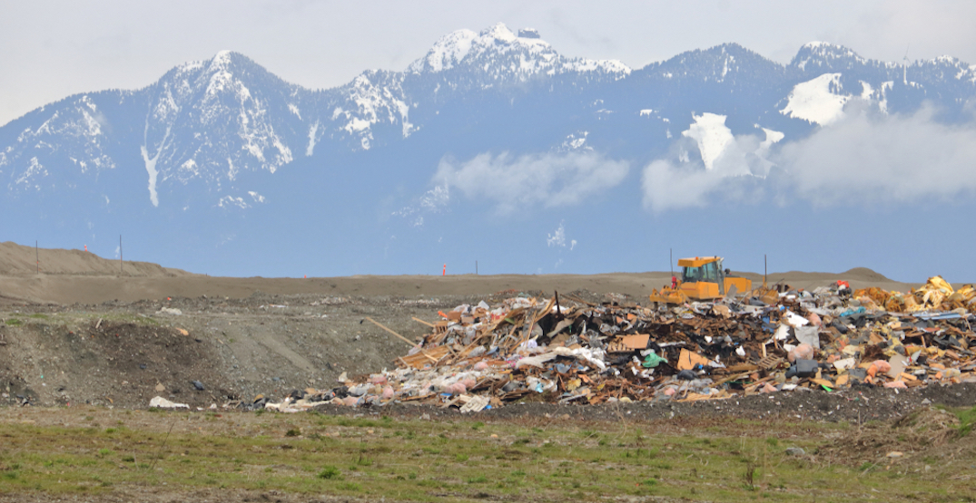 New facility at City of Vancouver's landfill in Delta to create renewable natural gas