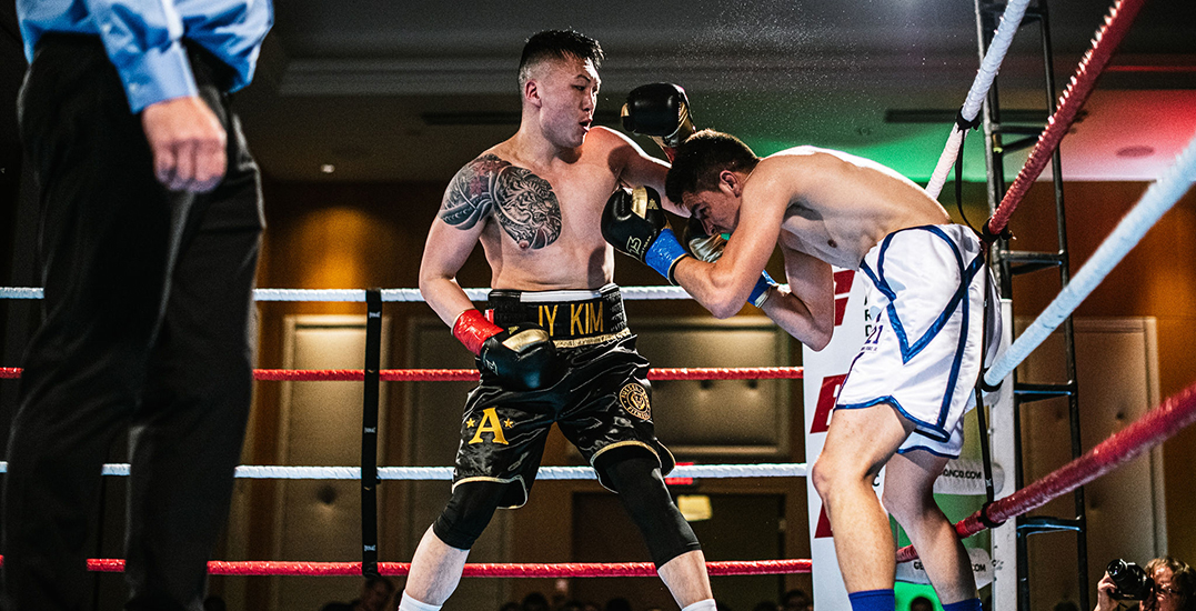 Burnaby to host professional boxing event 'Thrilla at the Villa 2'