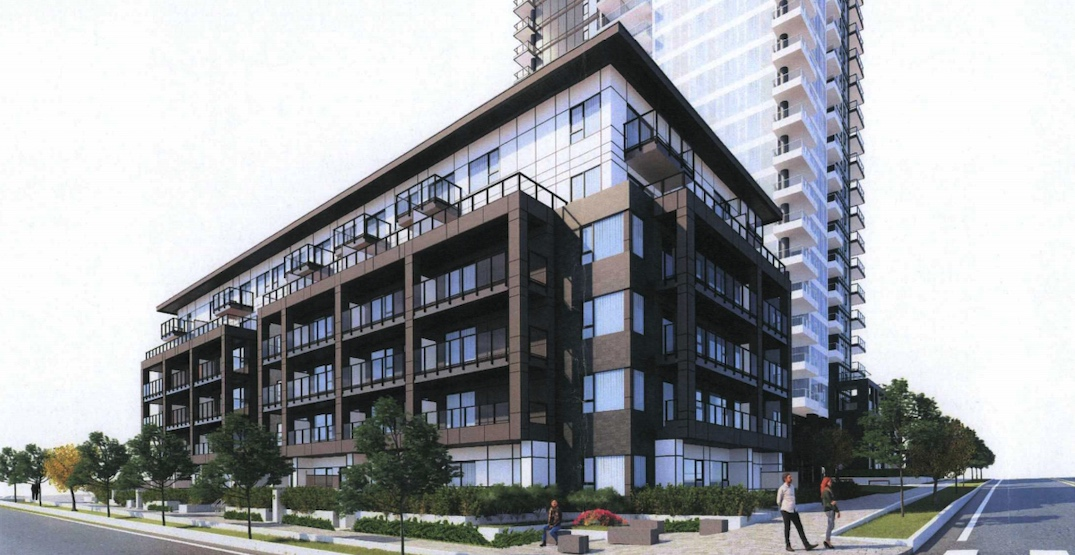 467 homes proposed in redevelopment near Burquitlam Station