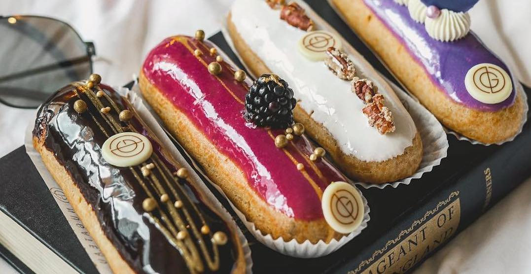 Take a Divine Dessert Tasting Tour through Toronto next week