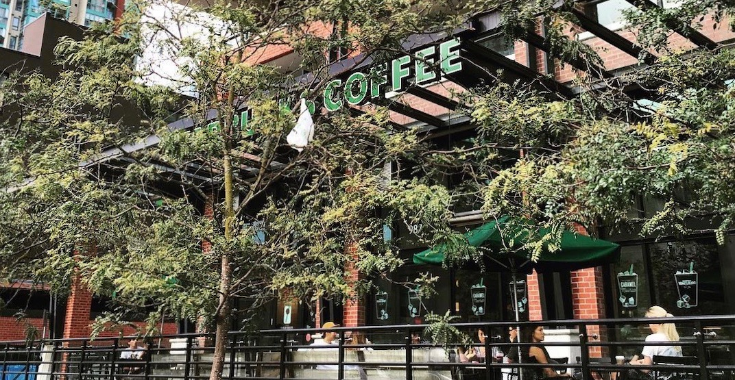 This popular downtown Vancouver Starbucks is closing today