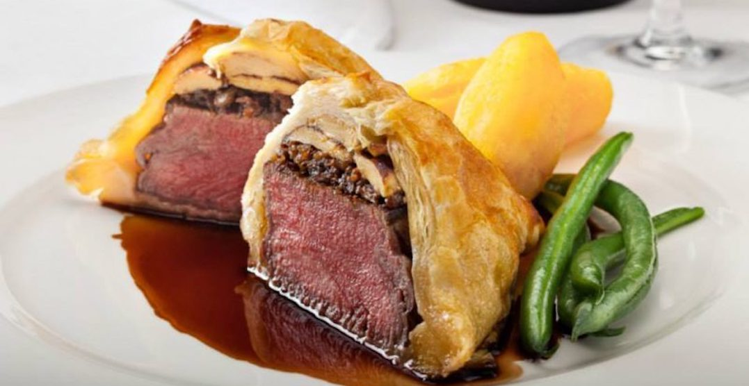 Hy's Steakhouse has reopened at a new downtown Toronto location