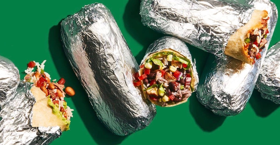 Chipotle offering buy-one-get-one FREE burritos February 21