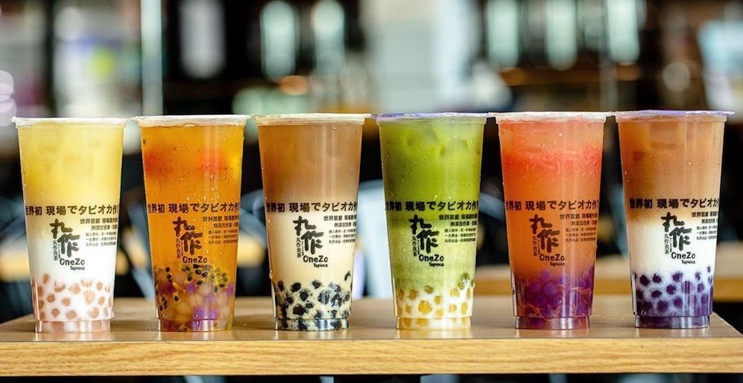 New GTA bubble tea shop serving FREE drinks tomorrow