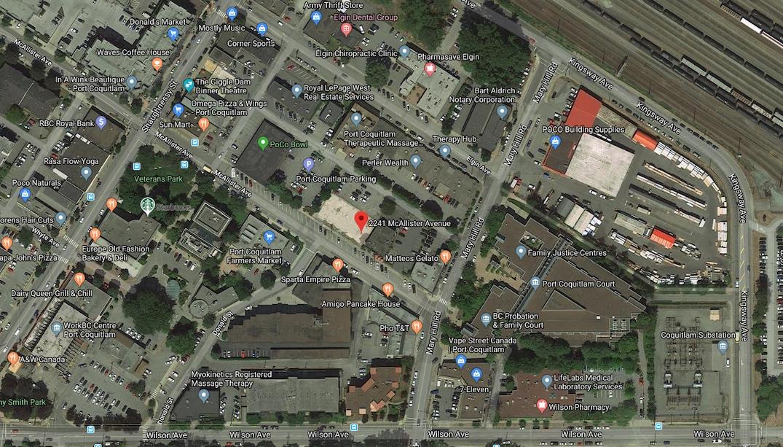 2241-2251 McAllister Avenue Port Coquitlam
