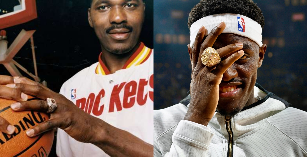 How NBA championship rings have evolved in the last 25 years (PHOTOS)