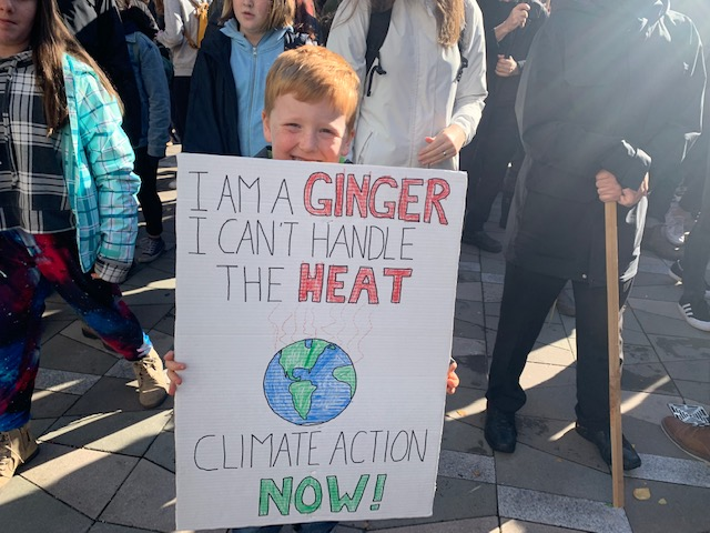 Vancouver climate rally