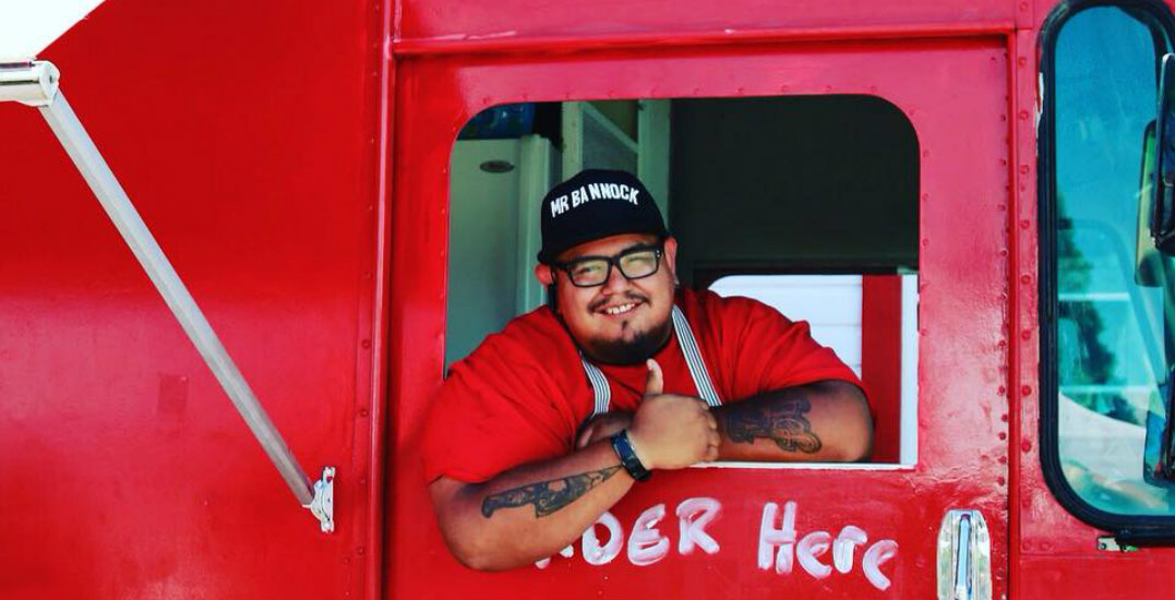 This food truck is the first to serve epic Indigenous eats in Vancouver